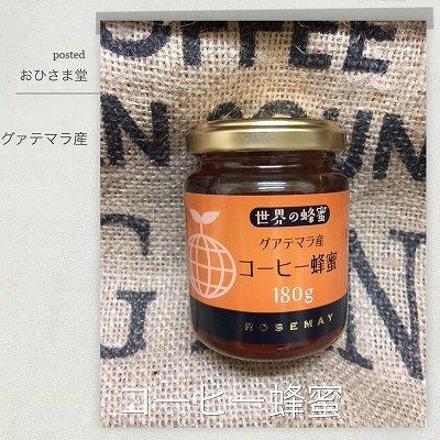 画像1: グァテマラ産 コーヒー蜂蜜